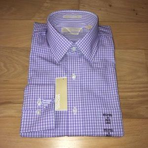 Men's dress shirt Michael Kors 16 36/37 L